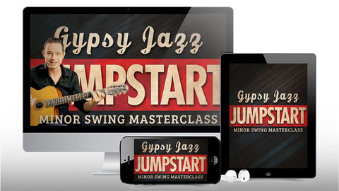 Gypsy Jazz Jumpstart