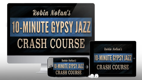 Gypsy Jazz Crash-Course