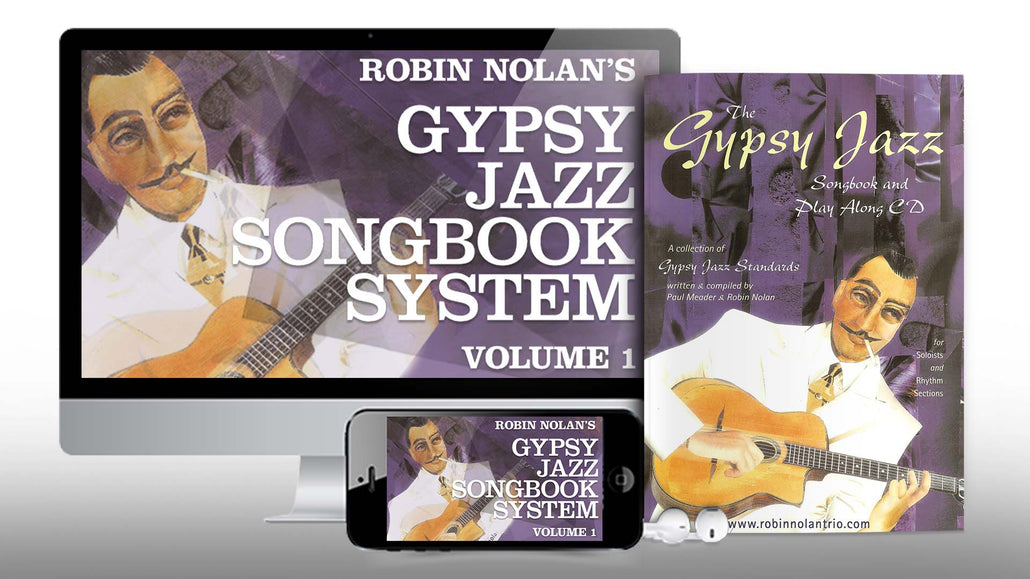 Gypsy Jazz Songbook System 1