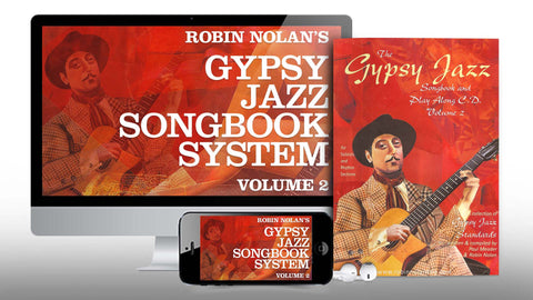 Gypsy Jazz Songbook System 2