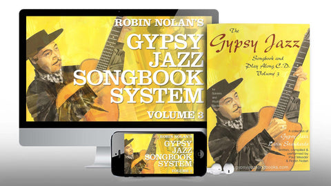 Gypsy Jazz Songbook System 3