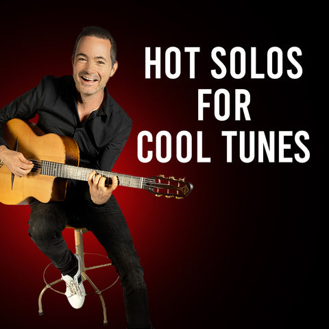 Hot Solos For Cool Tunes