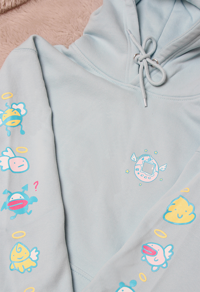 angel virtual pet hoodie