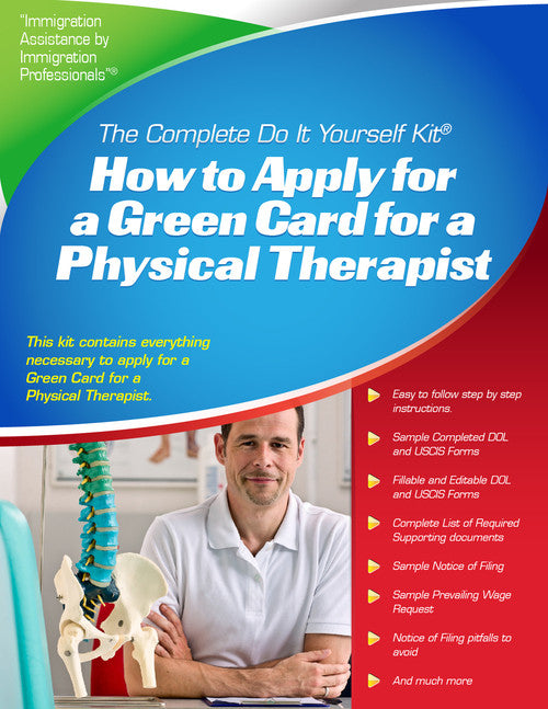 Physical therapists green card complete do it yourself kit physical therapists green card complete do it yourself kit solutioingenieria Choice Image