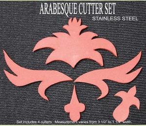 ARABESQUE CUTTER SET