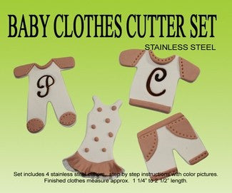 BABY CLOTHES CUTTER SET