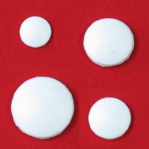 BEVELED ROUND EMBELLISHMENT MOLD