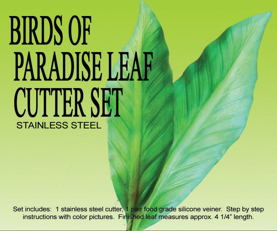 BIRDS OF PARADISE LEAF