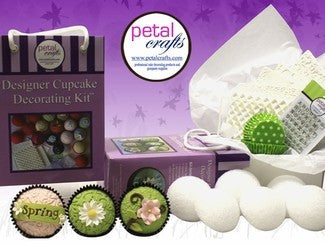 CUPCAKE DECORATING TOOL KIT
