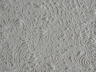 INDIAN PAISLEY TEXTURE MAT