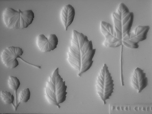 LEAVES COLLECTION SILICONE MOLD