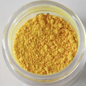LEMON YELLOW LUSTER DUST