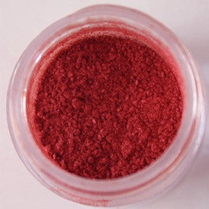 LUSCIOUS RED LUSTER DUST