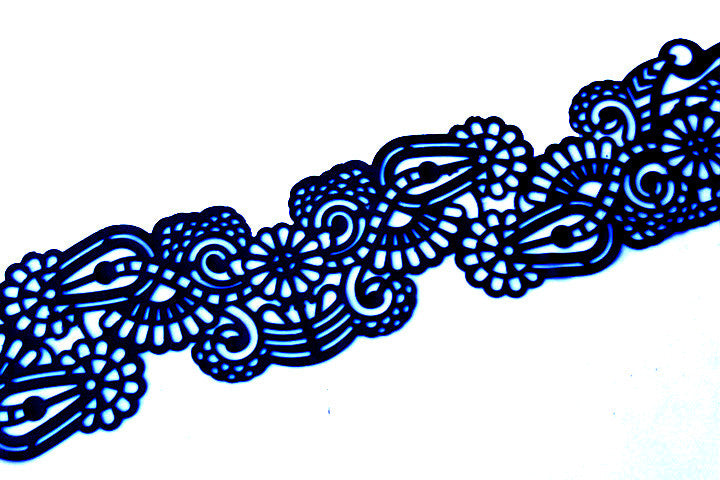 MAORI READY TO USE EDIBLE CAKE LACE