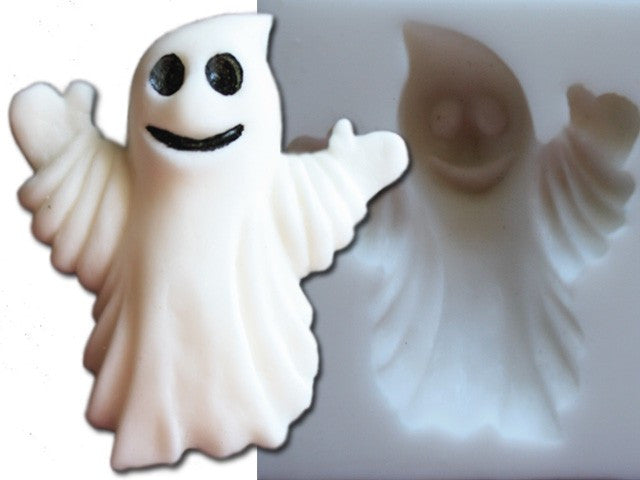 SILLY GHOST SILICONE MOLD