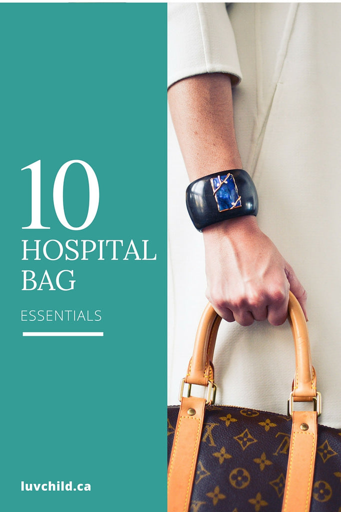 10 Hospital Bag Essentials