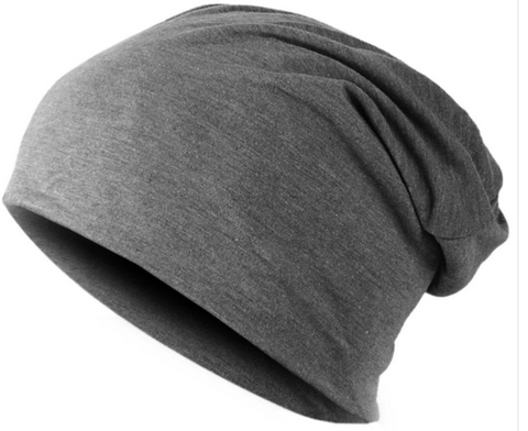 Top Quality Solid Color Hip-hop Slouch Unisex Knitted Cap  - 10 Colors