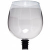 Image of Drinking Directly Wine Glasses Cup from Bottle Clear Wine Glass