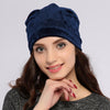 Image of Women's Hat Skullies Beanies Velvet Knitted Hats