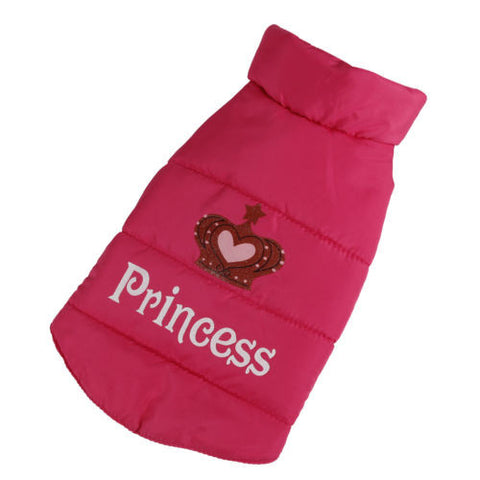 Dog  Puppy or Cat  Apparel Fashionable Jacket Vest