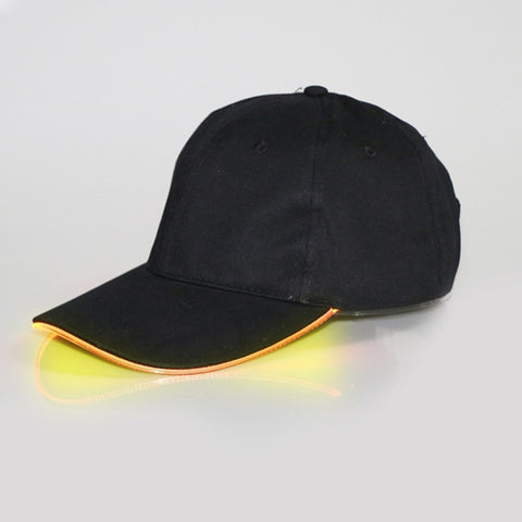 Led Lights Fishing Hat Camouflage Cap For Night Fishing Hunting