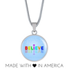 Image of Believe Necklace