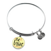 Image of Be Brave Bangle Bracelet