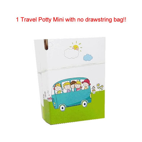 Kids Portable Folding Potty Seat for Girl or Boy