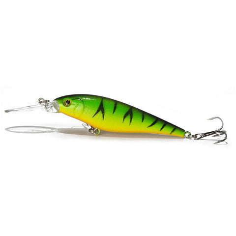 Hard Bait Minnow Fishing Lures 5 Colors