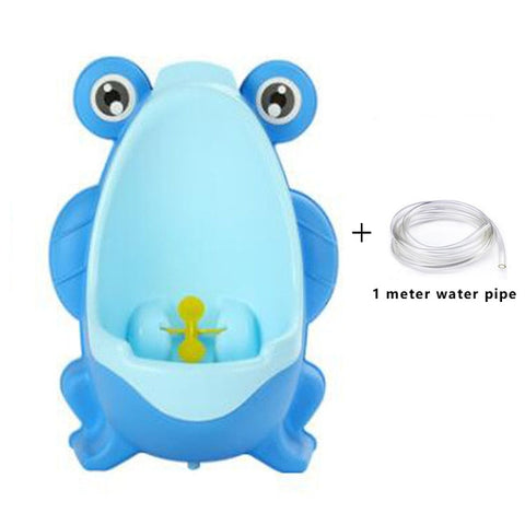 Baby Boys Potty Toilet Training Frog Standing Urinal