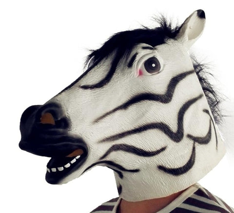 Animal Mask High-Quality Latex Halloween Mask