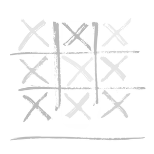 Sketch of tic-tac toe game