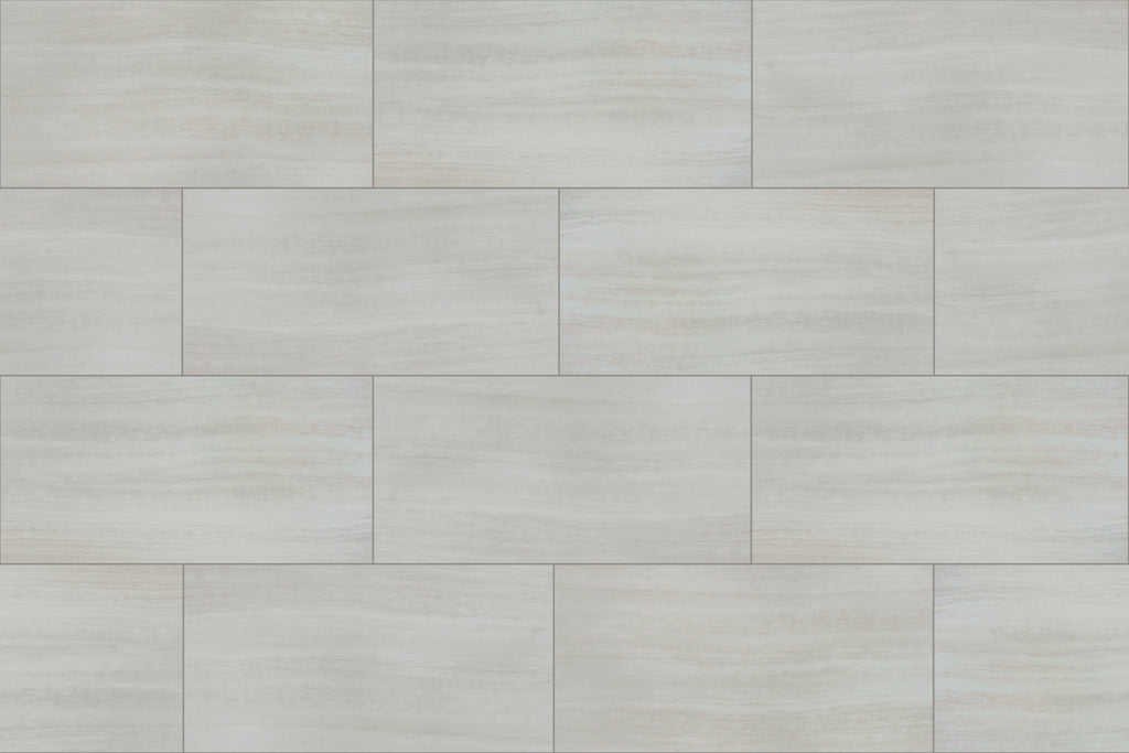 Bocaccio '70 vein cut travertine pattern from the Passage Collection of Luxury Vinyl Tile by Divine Flooring