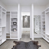 Cosmopolitan Charlie European Oak Hardwood in Walk In Closet