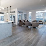 Cosmopolitan Charlie European Oak Hardwood in Open Space