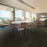 Coastline High Tide Rift Oak Hardwood in an Open Space Room