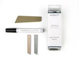 CONCEAL | Naturhaus | Crystal White | Markant | Oak