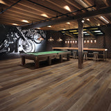 Cosmopolitan Farmer's Tan European Oak Hardwood in Ultimate Man Cave