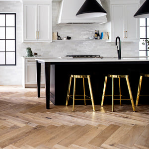 Farmhouse | Vernazza | European Oak | Herringbone