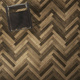 Farmhouse Compiano European Oak Hardwood in Traditional Herringbone Layout