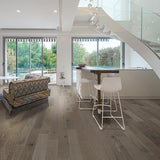 French Impressions Charlemagne Oak Hardwood in Open Space