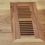 Cosmopolitan Gatsby European Oak Hardwood with Matching Flush Mount Vents