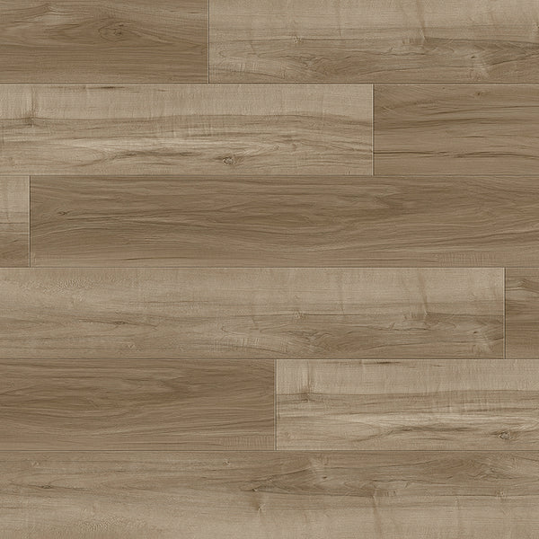 Brown Sugar Maple Dry Back Vinyl flooring from the Journey Collection by Divine
