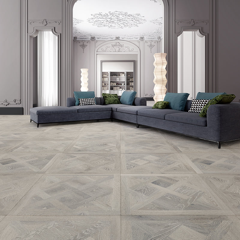 Louis XIV Montpellier French White Oak Hardwood Parquet