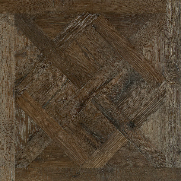 Louis XIV Castillon French White Oak Parquet Hardwood