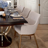 Louis XIV | Champagne | French White Oak | Parquet