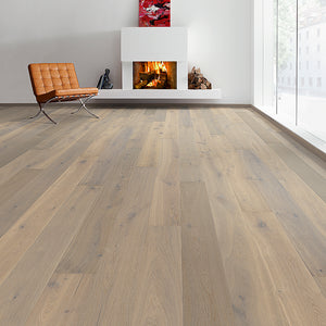 Naturhaus | Fumed Oak Puro White | Sauvage