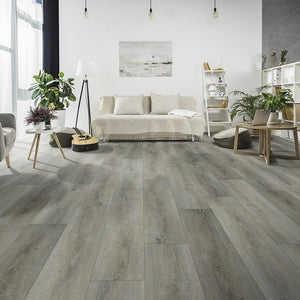 Quest Miss Sunshine Oak Luxury Vinyl on a casual living room