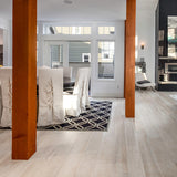 Cosmopolitan Rome European Oak Hardwood installed in a contemporary Vancouver private residence