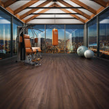 Voyage Key Largo Oak Luxury Vinyl in Gym